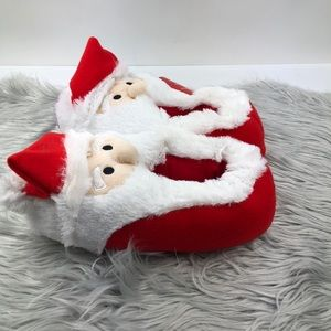 Target Shoes - Santa Claus slippers size Large